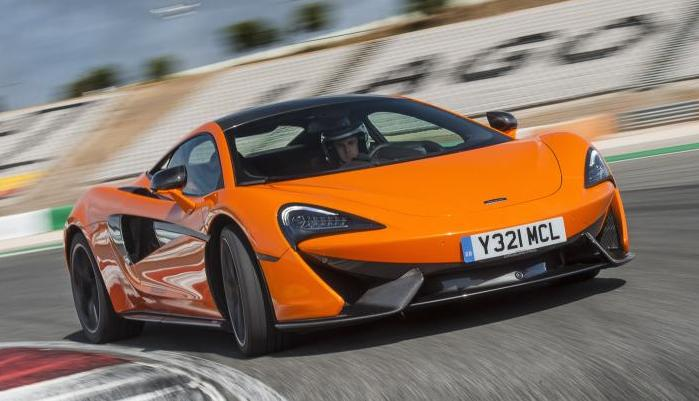 Mclaren Sports Series 540c And 570s Priced