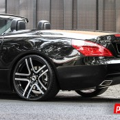 Mercedes SL Forgiato 3 175x175 at Mercedes SL on Forgiato Wheels by Permaisuri