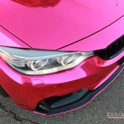 Pink Chrome BMW M4 3 175x175 at What Do You Think of This Pink Chrome BMW M4?