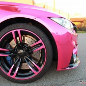 Pink Chrome BMW M4 4 175x175 at What Do You Think of This Pink Chrome BMW M4?