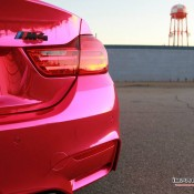 Pink Chrome BMW M4 8 175x175 at What Do You Think of This Pink Chrome BMW M4?