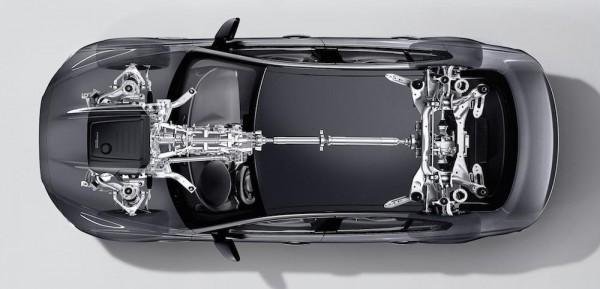 2017 Jaguar XE 2 600x289 at Official: 2017 Jaguar XE AWD