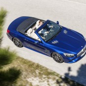 2017 Mercedes SL Official 1 175x175 at 2017 Mercedes SL Goes Official