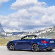 2017 Mercedes SL Official 5 175x175 at 2017 Mercedes SL Goes Official