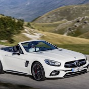 2017 Mercedes SL Official 8 175x175 at 2017 Mercedes SL Goes Official