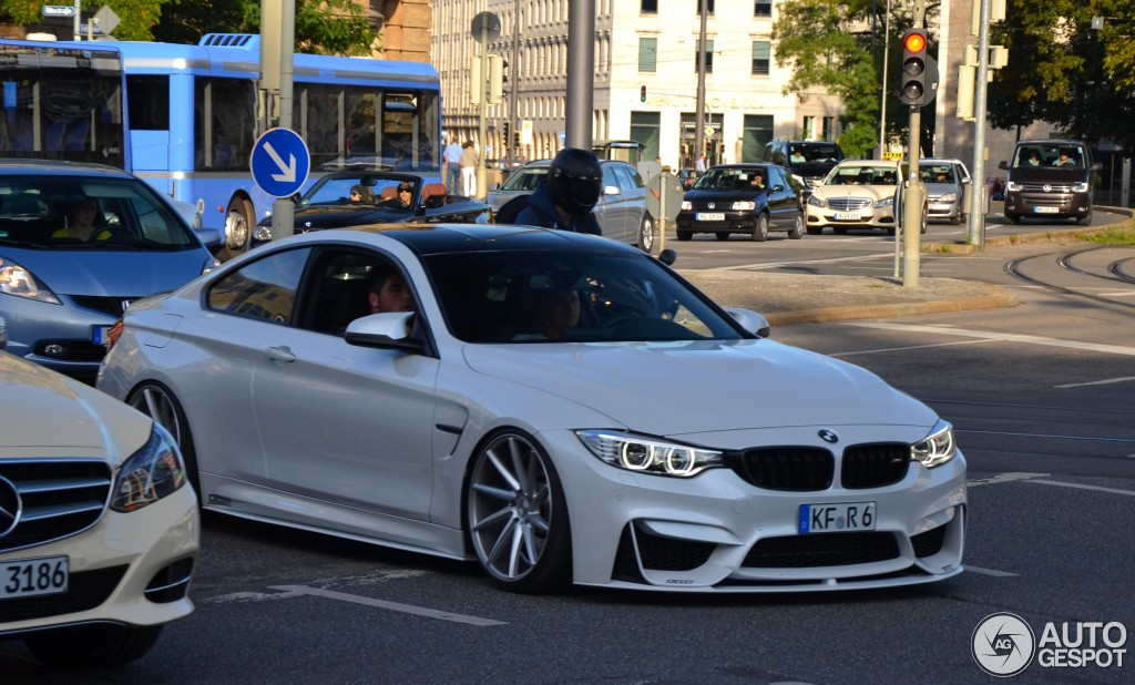 bmw spotted in germany2015