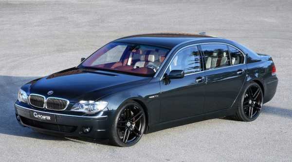 G Power BMW 760Li 0 600x333 at G Power BMW 760Li Gets Fancy Interior
