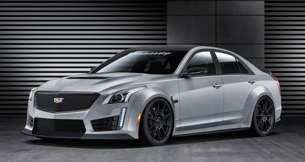 Hennessey Cadillac CTS V HPE1000 2 600x320 at Hennessey Cadillac CTS V HPE1000 Detailed