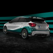 Mercedes A45 AMG World Champion 1 175x175 at Official: Mercedes A45 AMG 2015 World Champion Edition