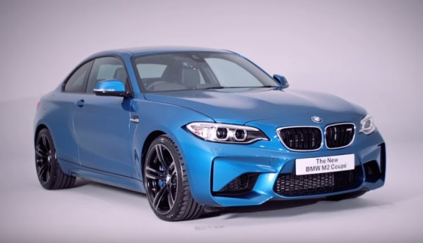 2016 BMW M2 600x345 at Up Close with 2016 BMW M2