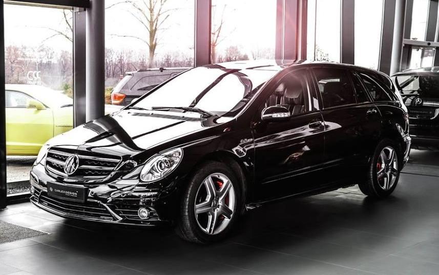Carlex Design Mercedes R Class Amg