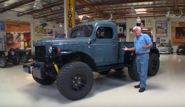 Dodge Power Wagon Restomod 600x347 at Real Big Boys Toy: Dodge Power Wagon Restomod