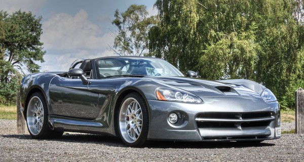 Dodge Viper Street Serpent 0 600x320 at Up for Grabs: Dodge Viper Street Serpent Wide Body