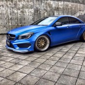 Fairy Design Mercedes CLA 10 175x175 at Fairy Design Mercedes CLA Wide Body