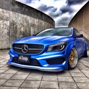 Fairy Design Mercedes CLA 8 175x175 at Fairy Design Mercedes CLA Wide Body