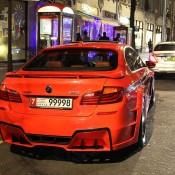Hamann BMW M5 Mi5Sion spot 6 175x175 at Hamann BMW M5 Mi5Sion Spotted in London