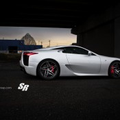 Lexus LFA PUR 2 175x175 at Lexus LFA on PUR Wheels Is Pure Eye Candy