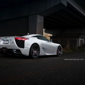 Lexus LFA PUR 3 175x175 at Lexus LFA on PUR Wheels Is Pure Eye Candy