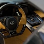 Lexus LFA Vossen 18 175x175 at Gallery: Lexus LFA on Vossen Wheels