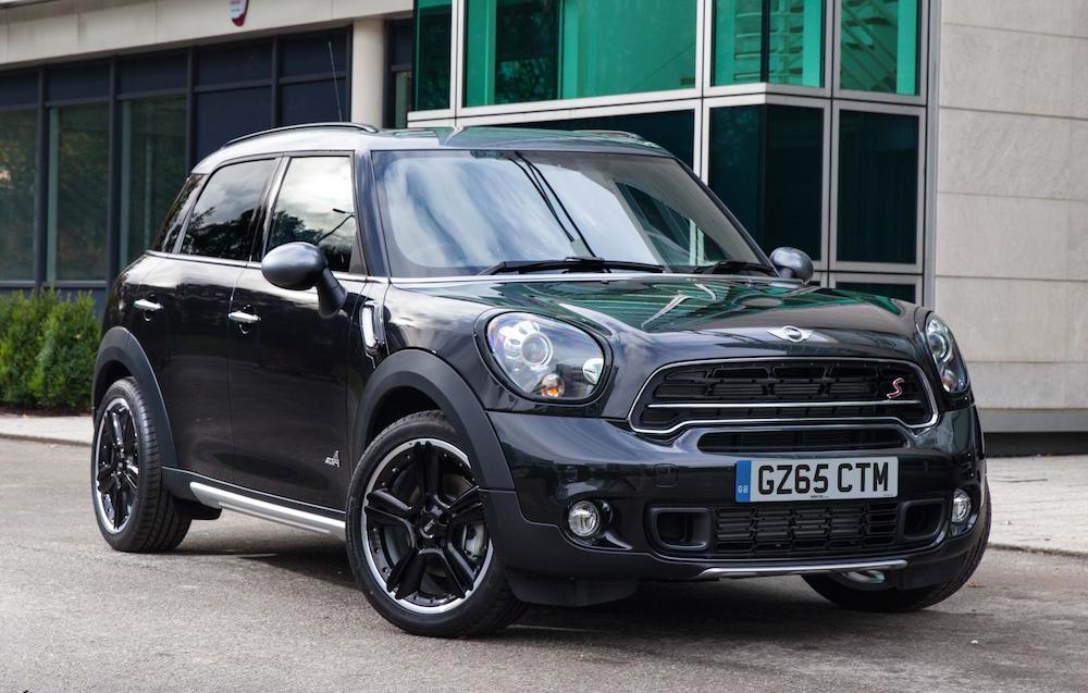 MINI Countryman Special Edition at UK Only: MINI Countryman Special Edition