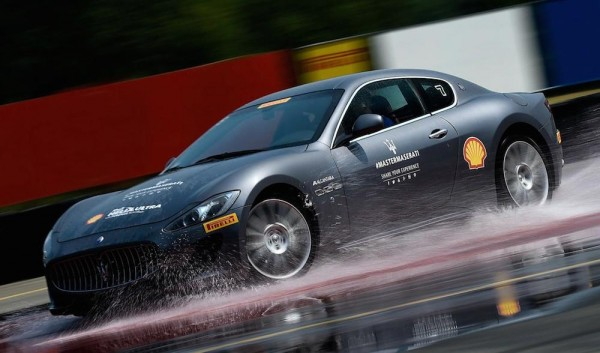 Maserati Driving Courses 1 600x353 at 2016 Maserati Driving Courses Details Announced