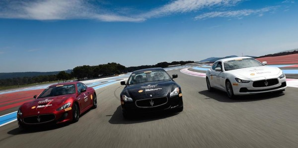 Maserati Driving Courses 2 600x299 at 2016 Maserati Driving Courses Details Announced