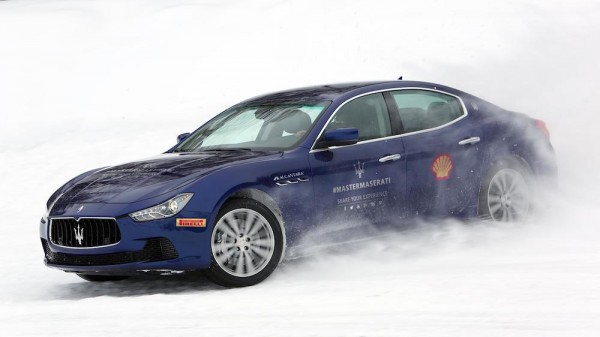 Maserati Driving Courses 3 600x337 at 2016 Maserati Driving Courses Details Announced