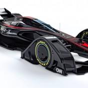 McLaren MP4 X 8 175x175 at McLaren MP4 X Previews F1 Cars of Tomorrow