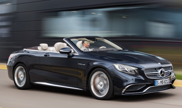 Mercedes AMG S65 Cabriolet 0 600x356 at Official: Mercedes AMG S65 Cabriolet