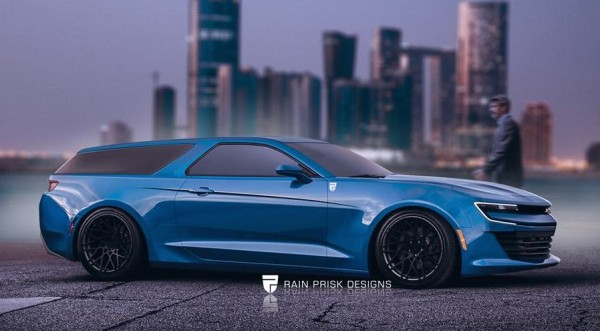 Modern Day Chevy Nomad 600x331 at Rendering: Modern Day Chevy Nomad