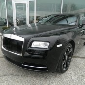 Rolls Royce Wraith Carbon Fiber 10 175x175 at Rolls Royce Wraith Carbon Fiber Limited Edition
