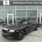 Rolls Royce Wraith Carbon Fiber 9 175x175 at Rolls Royce Wraith Carbon Fiber Limited Edition