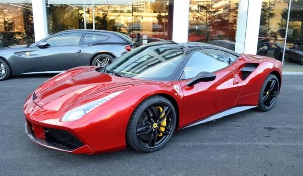 Rosso Maranello Ferrari 458 GTB 0 600x349 at Spotlight: Rosso Maranello Ferrari 488 GTB