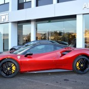 Rosso Maranello Ferrari 458 GTB 3 175x175 at Spotlight: Rosso Maranello Ferrari 488 GTB