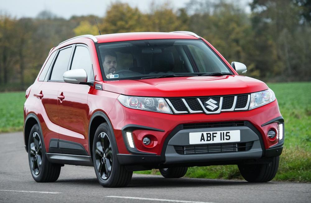 Suzuki Suzuki Vitara S 1 at Suzuki Vitara S Set for UK Launch