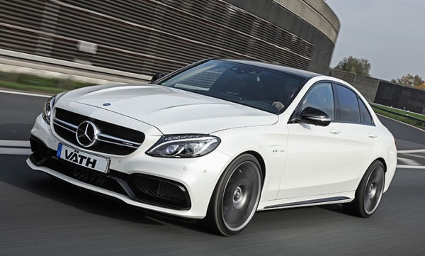 VATH Mercedes AMG C63 0 600x361 at VATH Mercedes AMG C63 Gets Up to 680 PS