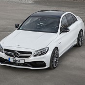 VATH Mercedes AMG C63 2 175x175 at VATH Mercedes AMG C63 Gets Up to 680 PS