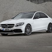 VATH Mercedes AMG C63 3 175x175 at VATH Mercedes AMG C63 Gets Up to 680 PS