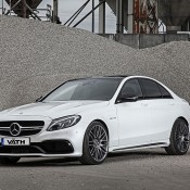 VATH Mercedes AMG C63 5 175x175 at VATH Mercedes AMG C63 Gets Up to 680 PS
