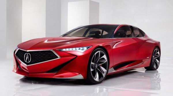Acura Precision Concept 0 600x334 at 2016 NAIAS: Acura Precision Concept