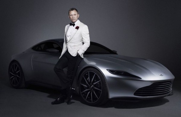 Aston Martin DB10 auction 0 600x387 at Aston Martin DB10 to be Auctioned for Charity