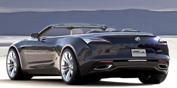 Buick Avista Cabriolet 2 600x300 at Rendering: Buick Avista Cabriolet