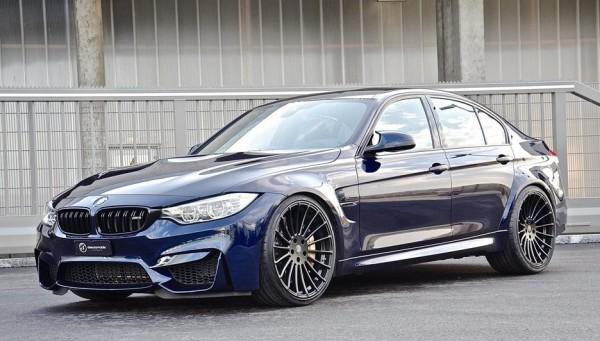 DS Hamann BMW M3 0 600x341 at Hamann BMW M3 in Tanzanite Blue