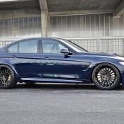 DS Hamann BMW M3 1 175x175 at Hamann BMW M3 in Tanzanite Blue