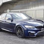 DS Hamann BMW M3 2 175x175 at Hamann BMW M3 in Tanzanite Blue