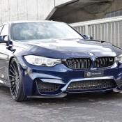 DS Hamann BMW M3 3 175x175 at Hamann BMW M3 in Tanzanite Blue