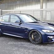 DS Hamann BMW M3 5 175x175 at Hamann BMW M3 in Tanzanite Blue
