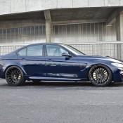 DS Hamann BMW M3 6 175x175 at Hamann BMW M3 in Tanzanite Blue