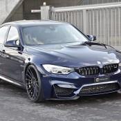 DS Hamann BMW M3 9 175x175 at Hamann BMW M3 in Tanzanite Blue