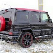 GSC Mercedes G500 Wide Body 2 175x175 at Mercedes G500 Wide Body by German Special Customs